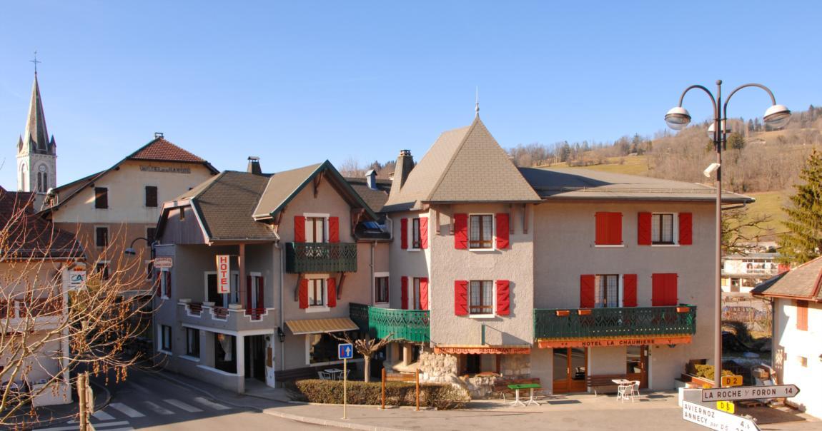 H tels la roche sur foron office de tourisme de la - Office du tourisme la roche sur foron ...